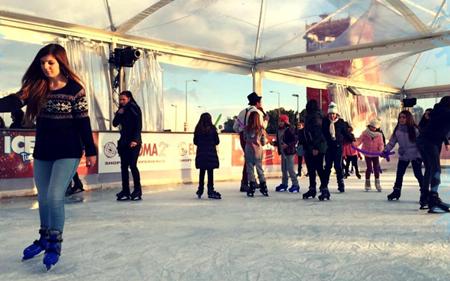 IcePark Euroma 2 (Periodo natalizio)